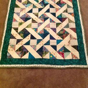 Lap Quilts (valley green)